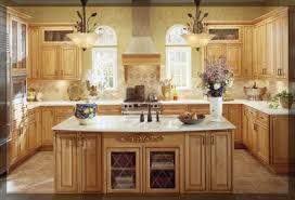 Kitchen Maid Cabinets U Shaped Kitchen Kraftmaid Cabinetry