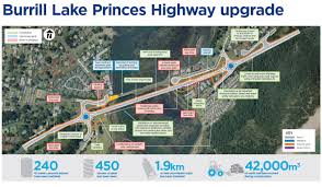 Draft Central Coast Regional Transport Strategy Burrill Lake Bridge Princes Highway Upgrade South Eastern Nsw
