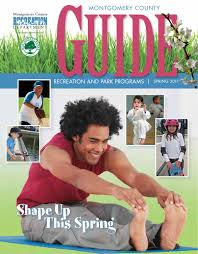 guide spring 2011 by montgomery county recreation dept issuu