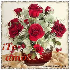 imagenes de amor con rosas animadas te amo 2 gifs by oriza en español pasión amor poesía y