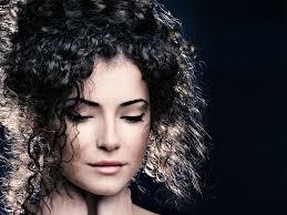 Hochsteckfrisurenen Krauses Haar by Hochsteckfrisuren Für Lockiges Haar Für Sie