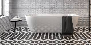 is vinyl flooring for a bathroom 5 things to before trying peel and stick flooring