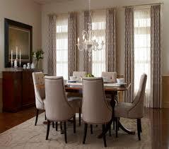 dining room window treatment ideas home interior design ideas