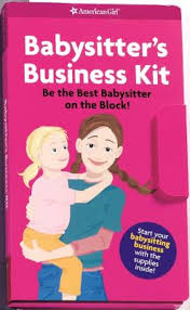 babysitter u0027s business kit be the best book by harriet brown