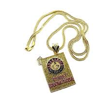 hip hop jewelry necklace images New iced out baking soda pendant 4mm 36 quot franco chain jpg