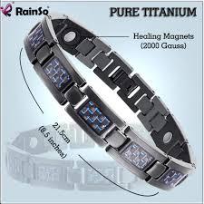 titanium bangle bracelet images Wholesale fashion jewelry bracelets bangles bio energy healing jpg