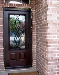 Exterior Doors At Lowes Glass Front Doors Lowes Coryc Me