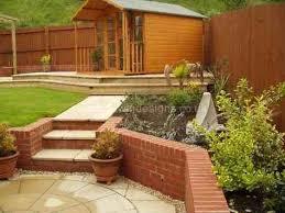 Sloped Garden Design Ideas Garden Design Ideas Corner The Best On Pinterest The Sloped