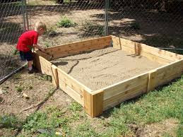 Build A Sandpit In Your Backyard How Do You Build A Sandbox Do It Yourself Sandbox Howstuffworks