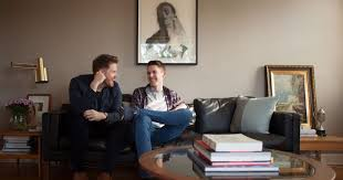 livingroom johnston rolemodelreading an with gus johnston homer