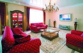 Modish Moroccan Living Room Furniture Using Traditional Sofa - Moroccan living room furniture