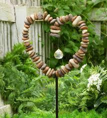wind weather rock decorative garden stake reviews wayfair