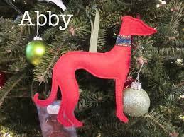 classic hound diy felt ornament classic hound style