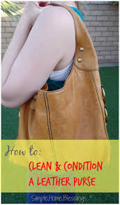 Care Of Leather Sofas by How To Clean And Condition A Leather Purse Ask Anna