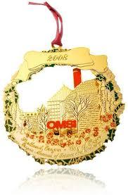 2009 portland ornament oregon statehood 150th anniversary the capit
