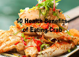 10 health benefits of eating crab touch me swimwear