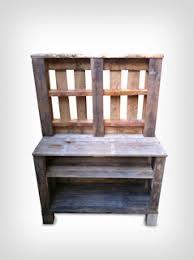 meuble de cuisine en palette cuisine rustique meubles de palettesmeuble en palette meuble en
