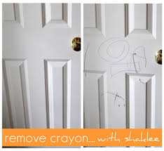 Remove Crayon From Wall by How To Clean Naturally The Only Post You Need To Read