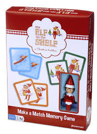 halloween books preschool amazon com elf on the shelf make a match game based on the