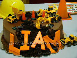 construction cake ideas 100 coolest construction cakes