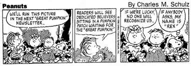 great pumpkin where are you peanuts halloween 1998 we u0027re