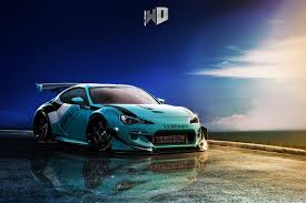 subaru brz tuner subaru brz by willcardesign on deviantart