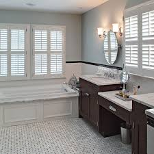 Classic Carrara Marble Bath In Montclair Nj Bathroom Design By Carrara Marble Bathroom Designs