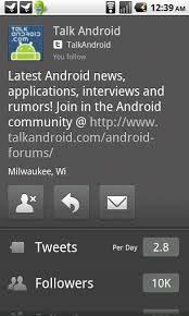 tweetdeck android tweetdeck beta for android review