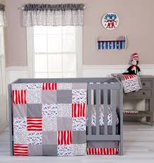 Dr Seuss Crib Bedding Sets Trend Lab Dr Seuss Cat And Things 3 Crib Bedding Set Baby