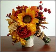 Wedding Flowers Fall Colors - 50 fall wedding bouquets for autumn brides orange roses