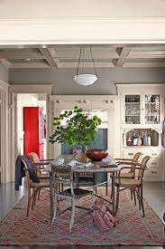 charming country dining room home hill kitchen designs dark brown