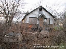 Hillary Clinton Homes by Marathon Pundit Photos Abandoned Homes In The Corrupt City Of