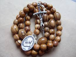 rosaries for sale buy affordable handmade rosaries online made olive wood