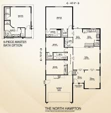 Standard Pacific Homes Floor Plans by North Hampton Home Plan True Built Home Pacific Northwest
