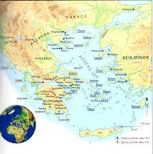 Sparta Greece Map by 1 Greece Peloponnesian War The Deadliest Blogger Military