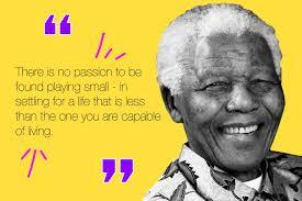 Nelson Mandela 15 Nelson Mandela Quotes That Inspire Reader S Digest