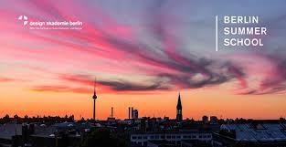 design hochschule berlin summer school 2017 design akademie berlin hochschule für