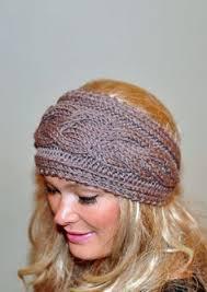 crochet ear warmer headband free crochet headband ear warmer pattern crochet and knit