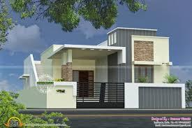 awesome single floor house plan kerala home design plans