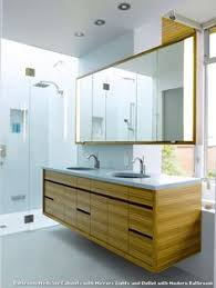 Bathroom Medicine Cabinet With Mirror And Lights by Lighting A Match In The Bathroom With Beach Style Bathroom