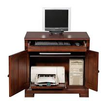 computer and printer desk 13 best small computer printer cabinet images on pinterest printer
