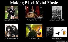 Black Metal Meme Generator - making black metal metalmemes