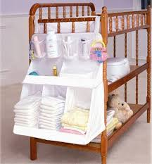 baby crib bed nappy changing diaper blanket bag baby clothes