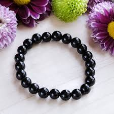 black bracelet onyx images Black onyx bracelets for inner purification and perseverance jpg
