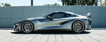 lexus and toyota are same toyota u0027s new ft 1 concept could mean that a supra successor is
