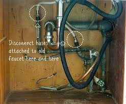 removing a kitchen faucet replace kitchen faucet umdesign info