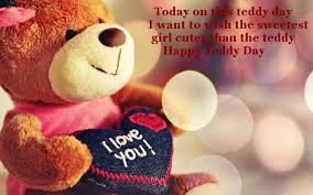 valentines day teddy bears 10th feb happy teddy day images pics quotes wishes sms