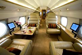 Private Jet Interiors Luxury Private Jet Cabin Erazo Jets International