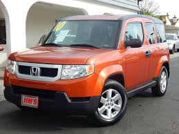 2010 used honda element 2 4l 5dr 2wd automatic crossover suv