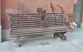 bcx news musical bench 2003 artist david govedare from steam